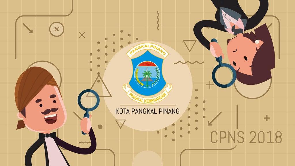 Cpns 2019 Kota Pangkal Pinang Buka Lowongan 166 Formasi Tirto Id