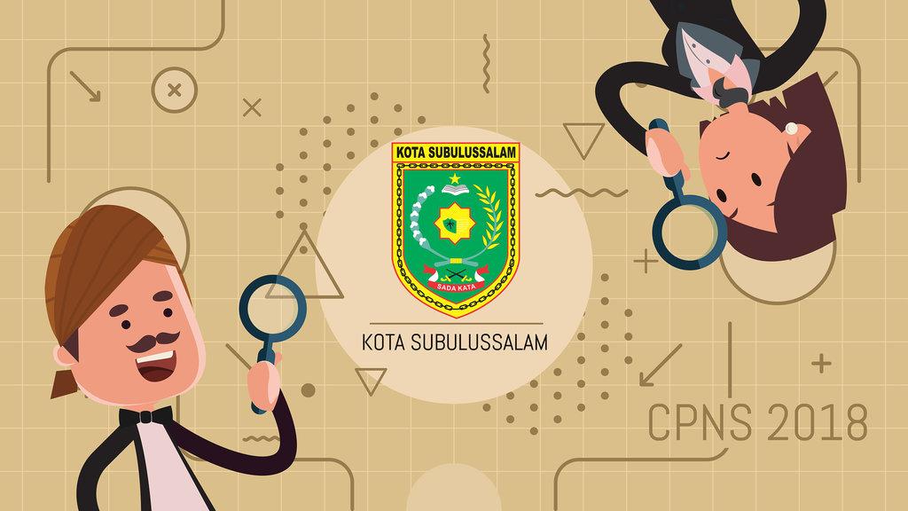 Cpns 2019 Kota Subulussalam Buka Lowongan 199 Formasi Tirto Id