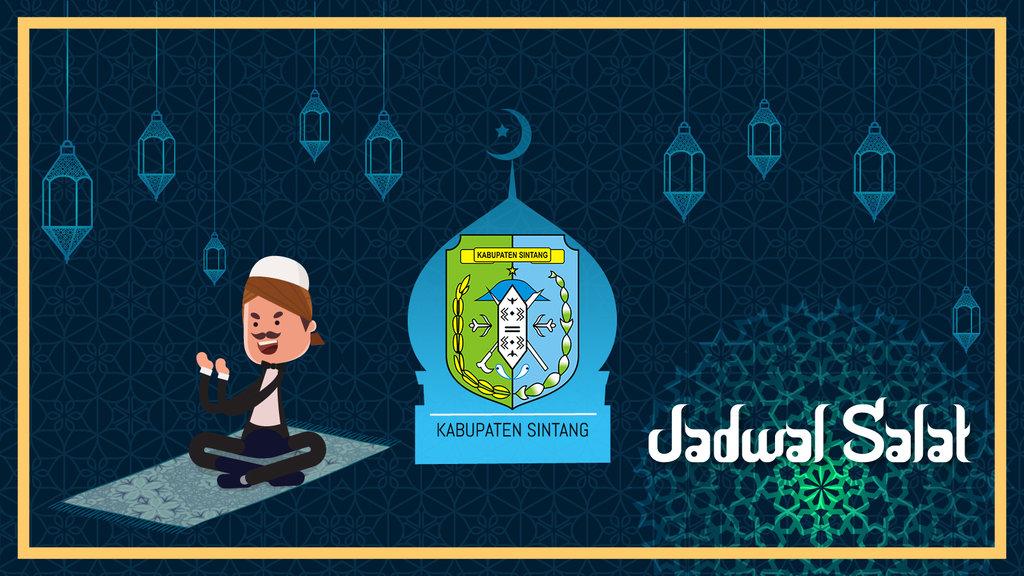 Jadwal Sholat Dan Masjid Terdekat Di Kab Sintang Tirto Id