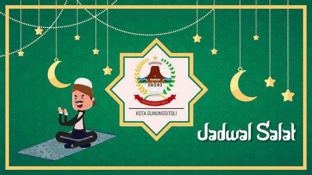 Info Jadwal Sholat Dzuhur Hari Ini Di Kota Gunungsitoli Tirto Id