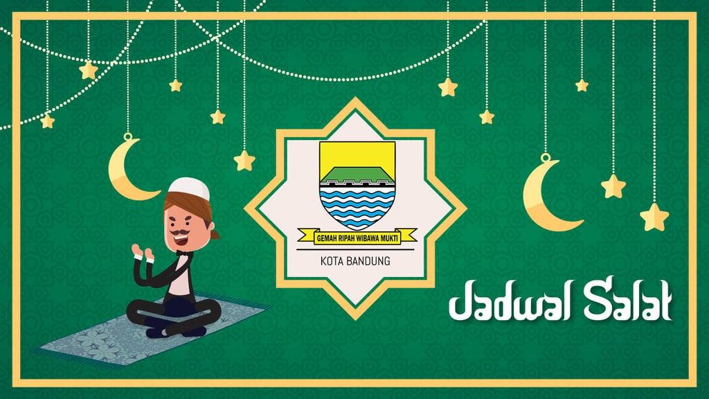 Jadwal Sholat Maghrib Jakarta Dan Kota Bandung 19 Januari 2020