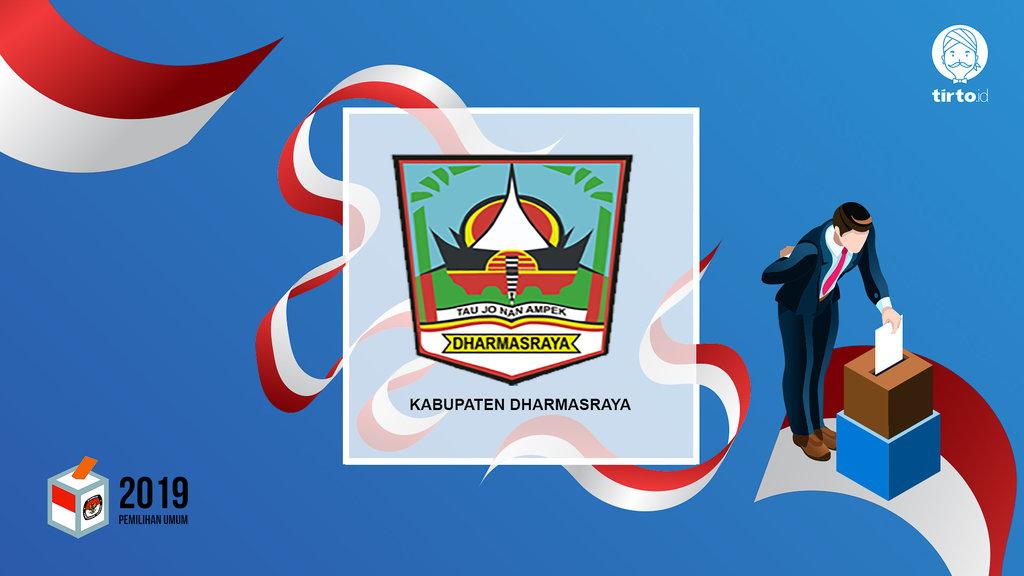 Jokowi Atau Prabowo Bakal Menang Pilpres 2019 Di Dharmasraya Tirto Id