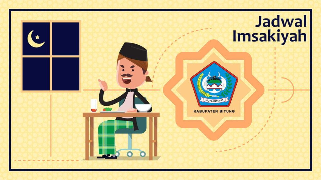Jadwal Buka Puasa Kota Bitung 1 Ramadan 1440h Atau Senin 6 Mei 2019 Tirto Id