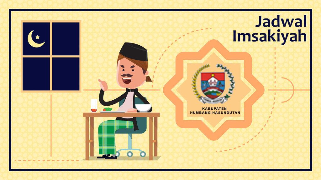 Jadwal Imsak Kab Humbang Hasundutan 26 April 2020 Pada Ramadan 1441h Tirto Id