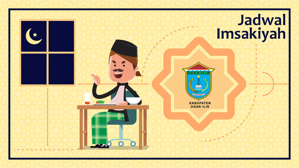 Jadwal Imsak Kab Ogan Ilir 26 April 2020 Pada Ramadan 1441h Tirto Id
