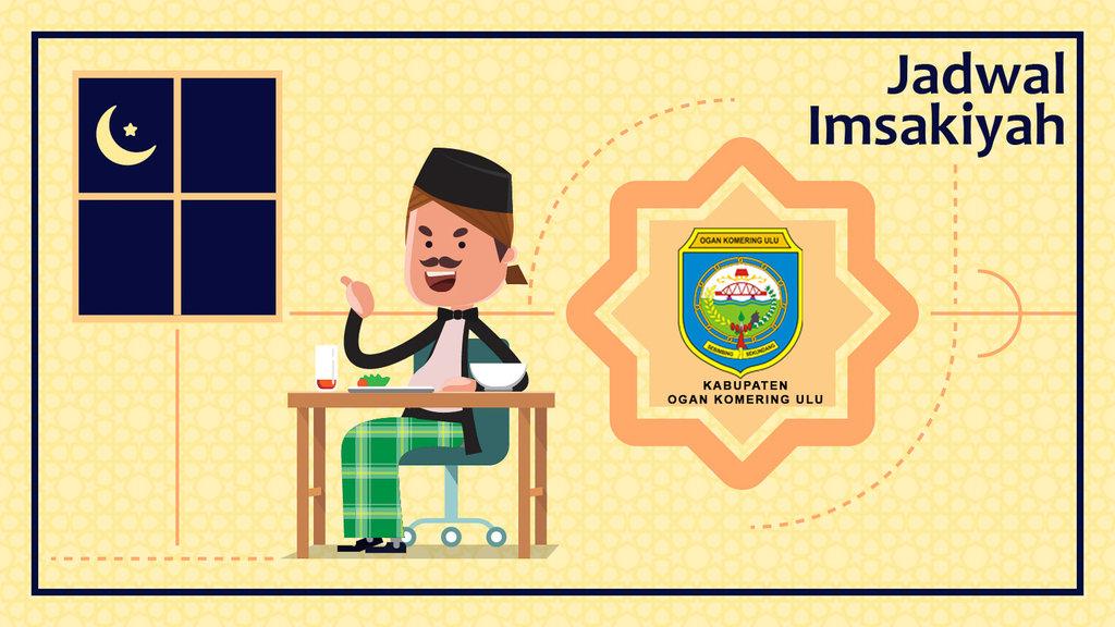 Jadwal Buka Puasa Kab Ogan Komering Ulu 1 Ramadan 1440h Atau Senin 6 Mei 2019 Tirto Id