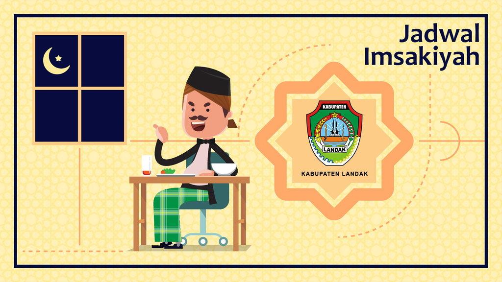 Jadwal Buka Puasa Kab Landak 1 Ramadan 1440h Atau Senin 6 Mei 2019 Tirto Id