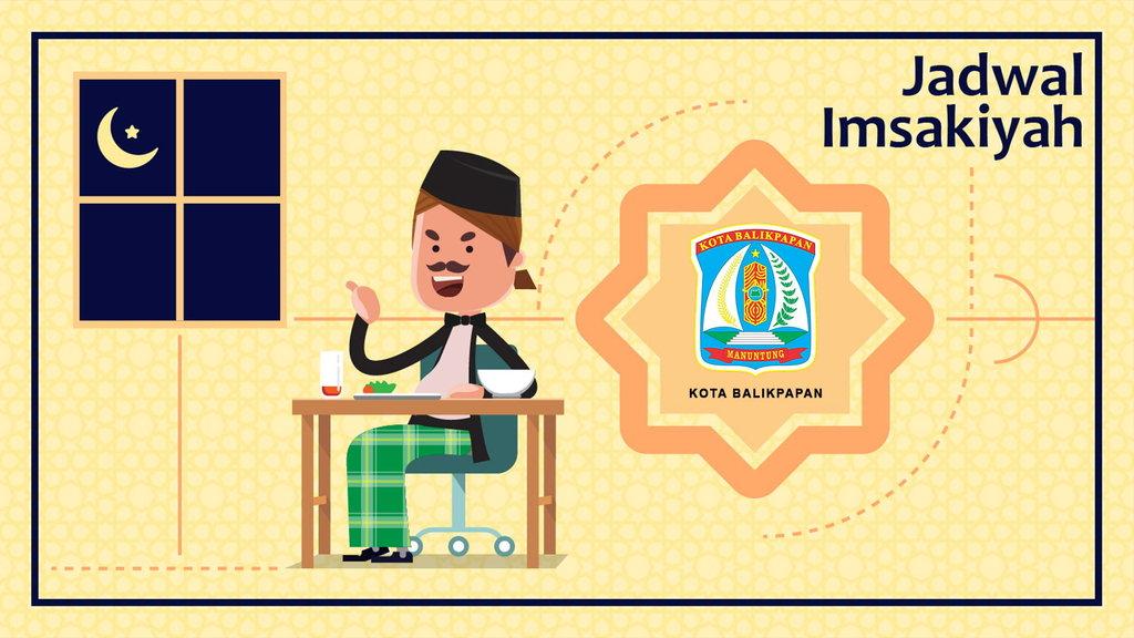 Waktu Buka Dan Imsak Kota Makassar Dan Kota Balikpapan Hari