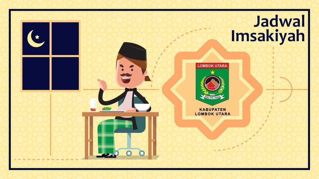 Download Jadwal Imsakiyah Kab Lombok Utara Puasa Ramadan 1441 H Tirto Id
