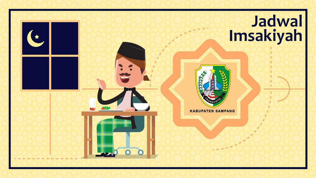 Jadwal Imsakiyah Puasa Ramadan 1441 H Kab Sampang Download Pdf Tirto Id