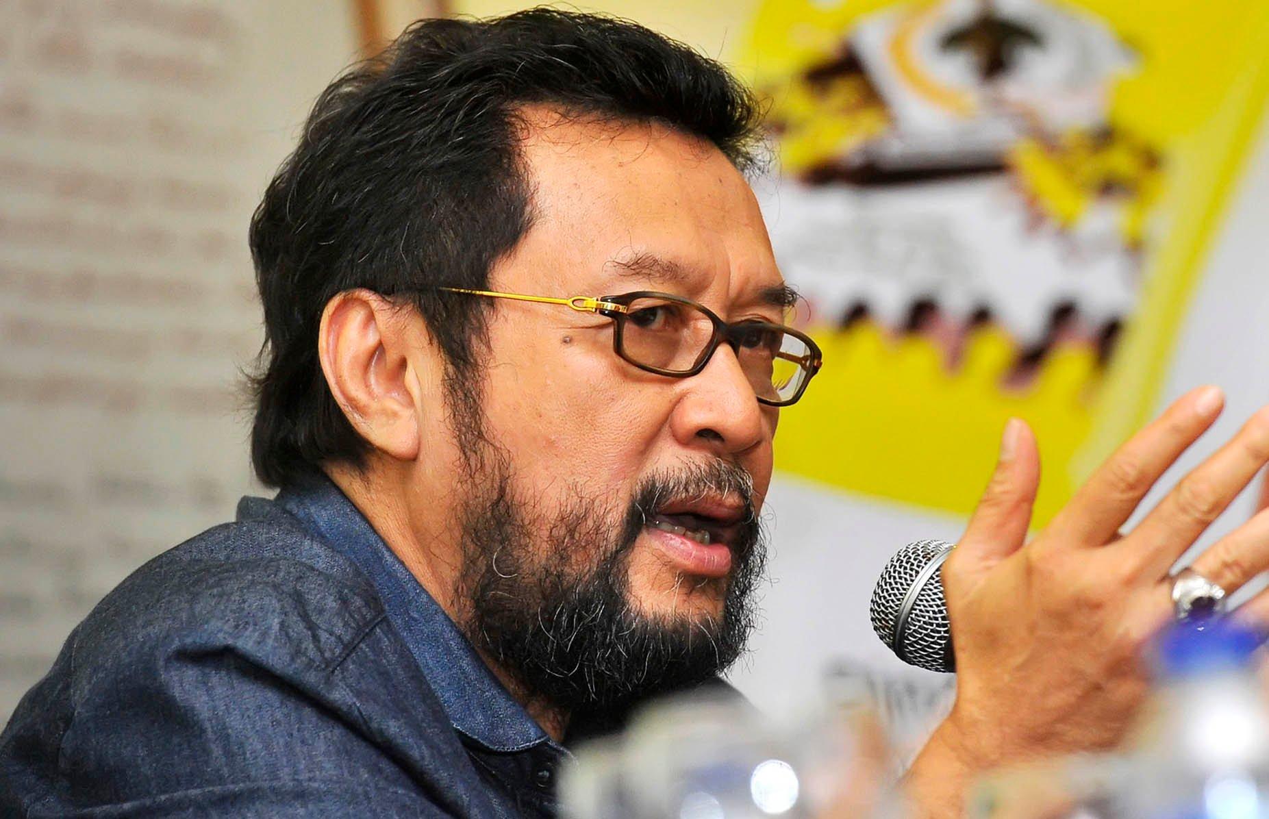 Yorrys Belum Terima SK Pencopotan dari Pengurus DPP Golkar