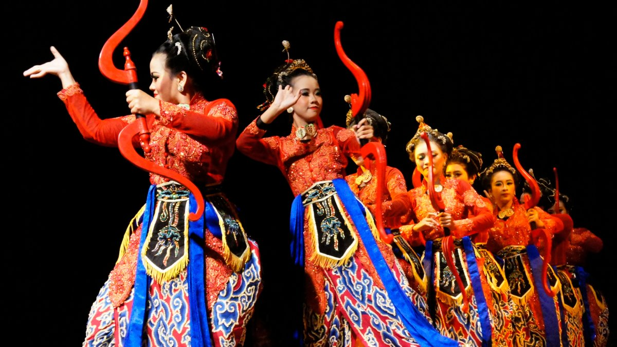 Tari Jaipong Meriahkan Festival Budaya di Madagaskar  Tirto.ID