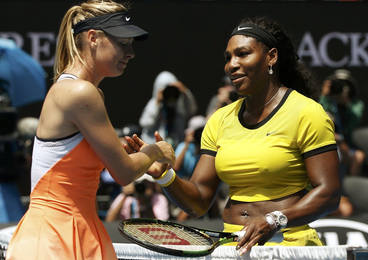 Serena Williams Poses Topless In Photo For Breast Cancer Awareness Aaj Ki Khabar