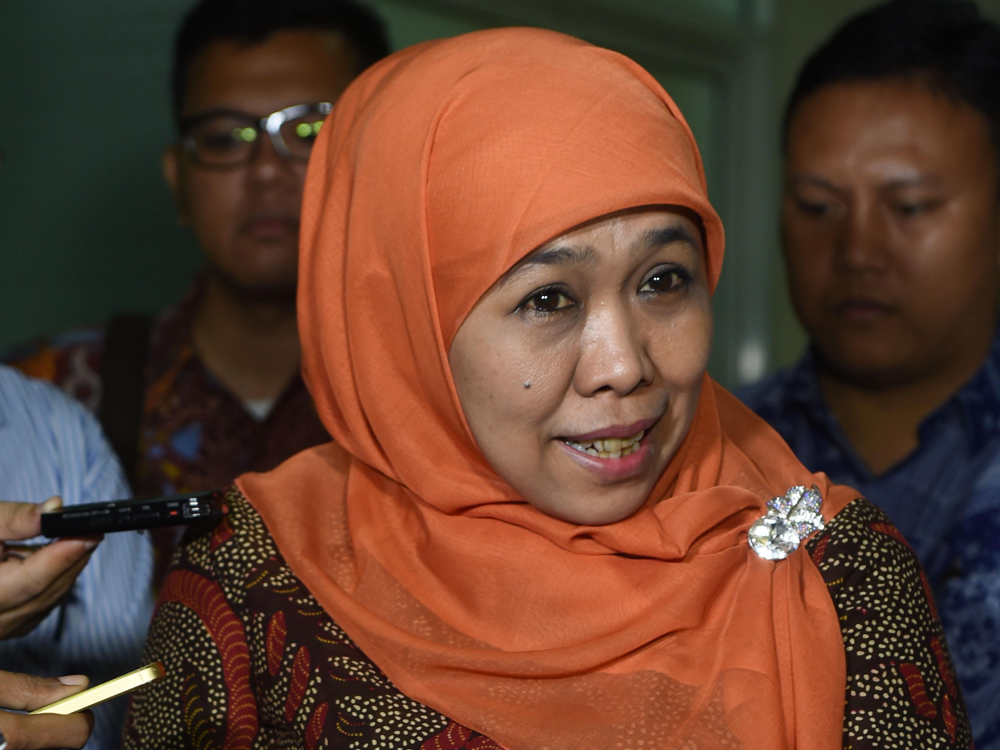 Nasdem Tunggu Jokowi Izinkan Khofifah Maju di Pilgub Jatim