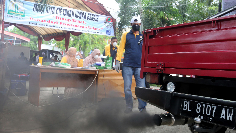 Partikel yang Membunuh dalam Senyap itu Bernama PM 2,5
