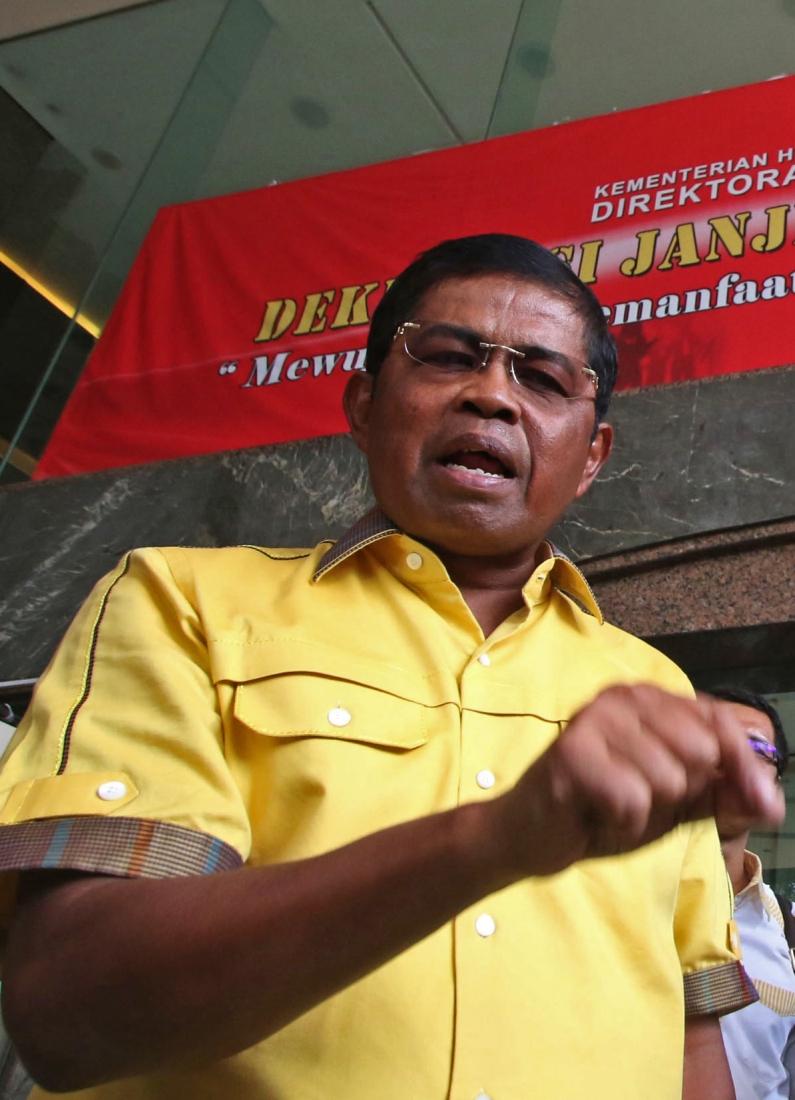 Ini Hasil Rapat Kilat DPP Golkar Usai Novanto Jadi Tersangka