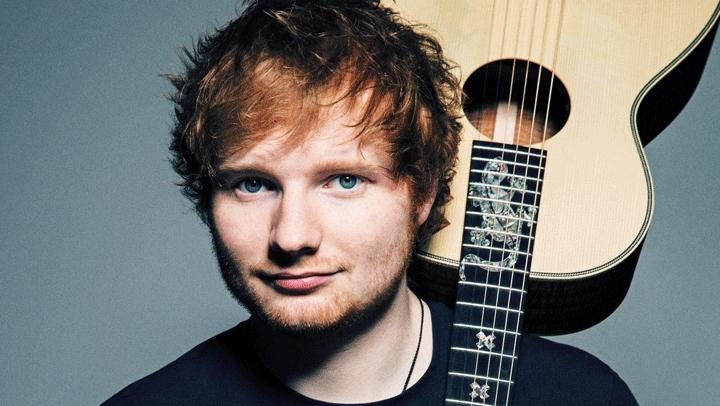 Ed Sheeran Musisi yang Lagunya Paling Populer di Spotify Tahun 2017