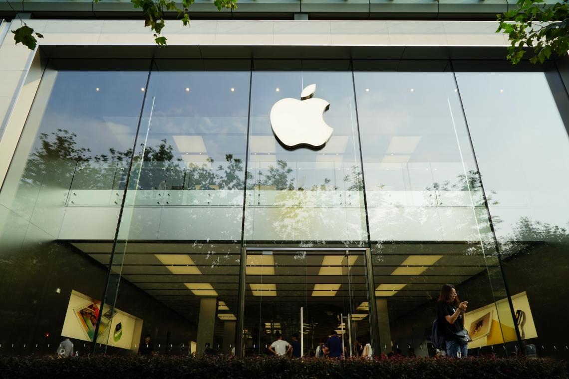 Indonesia Resmi Gandeng Apple.Inc