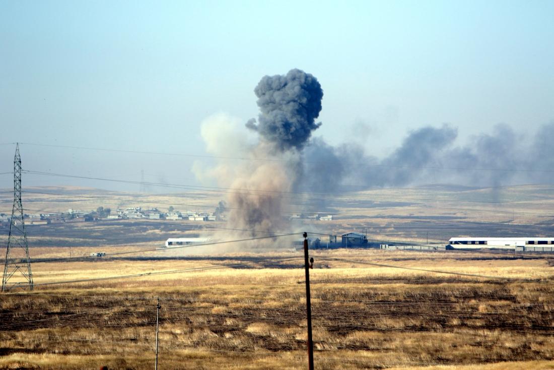 PBB Prihatin Atas Peningkatan Krisis Kemanusiaan di Mosul