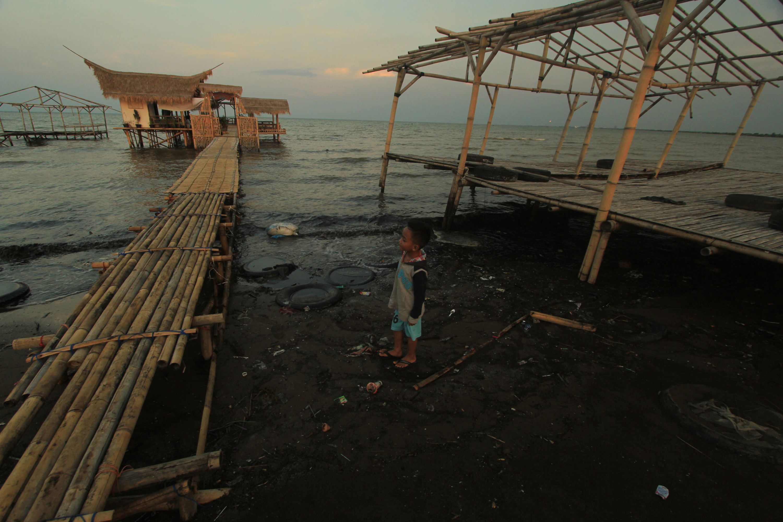 BMKG Prediksi Gelombang Tinggi di Wilayah Perairan Indonesia
