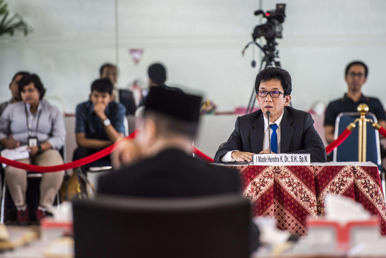 Tahapan Seleksi Calon Hakim Cpns 2017 Dan Peluang Pendaftar Tirto Id