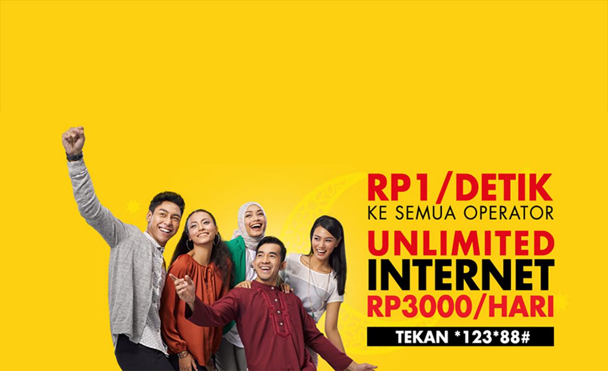 Gaduh Indosat Lawan Telkomsel Tirto Id