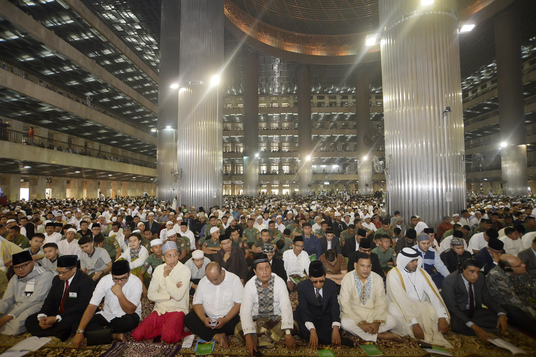 Muhammadiyah Tetapkan Idul Fitri Jatuh pada 25 Juni 2017