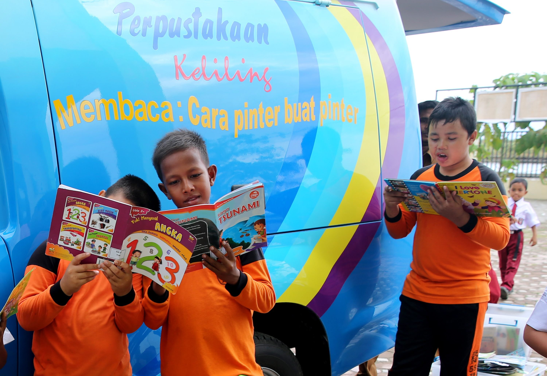 Literasi Indonesia yang Belum Merdeka