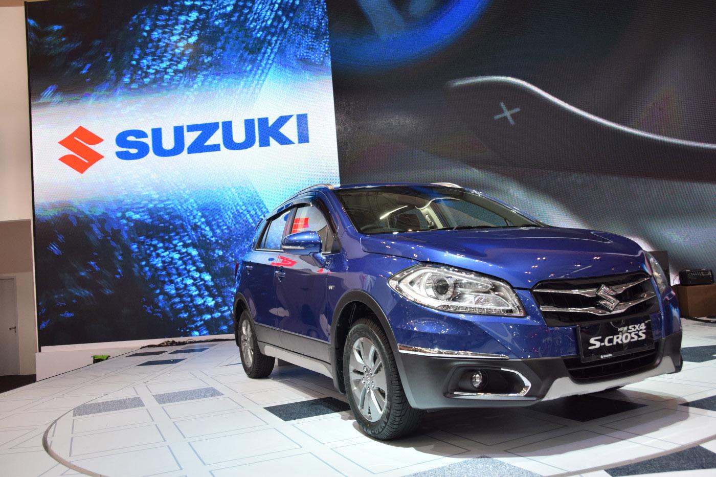 Suzuki Indonesia Bersiap Kenalkan City Car Bergaya Crossover