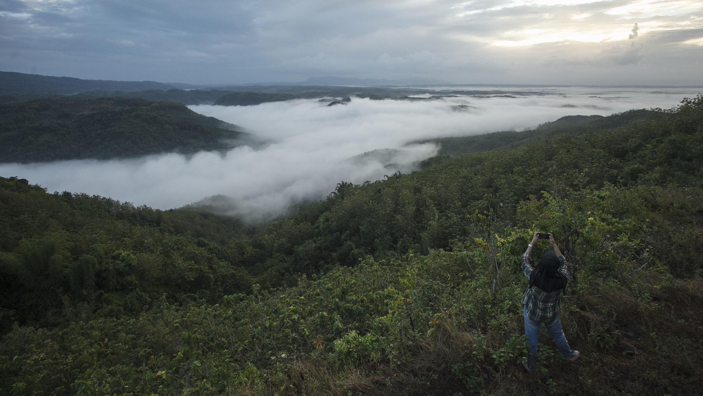 Libur Imlek: Ditaksir 50-60 Ribu Turis Kunjungi Wisata Gunungkidul