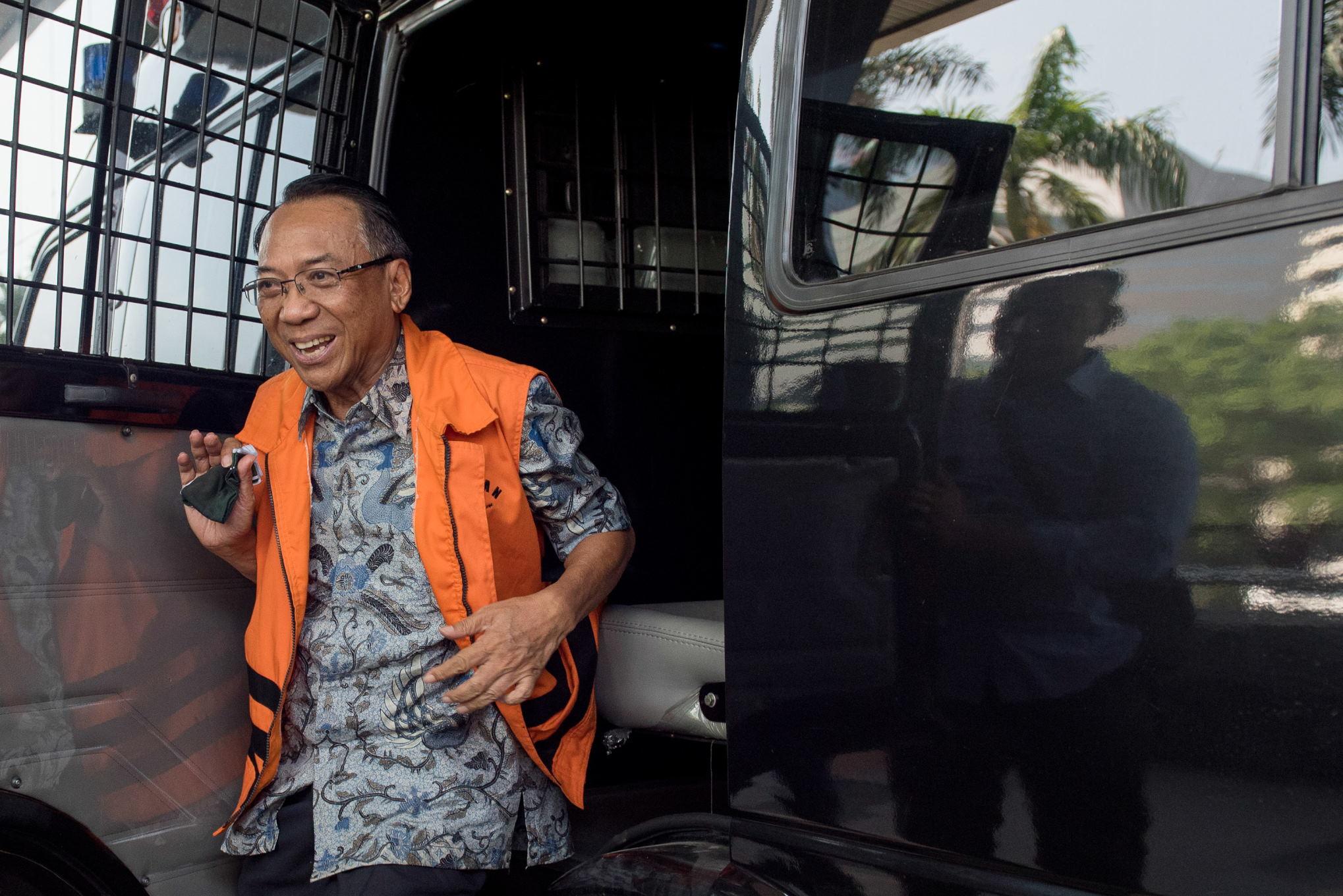 KPK Tetapkan Eks Pejabat Kementerian ESDM Sebagai Tersangka