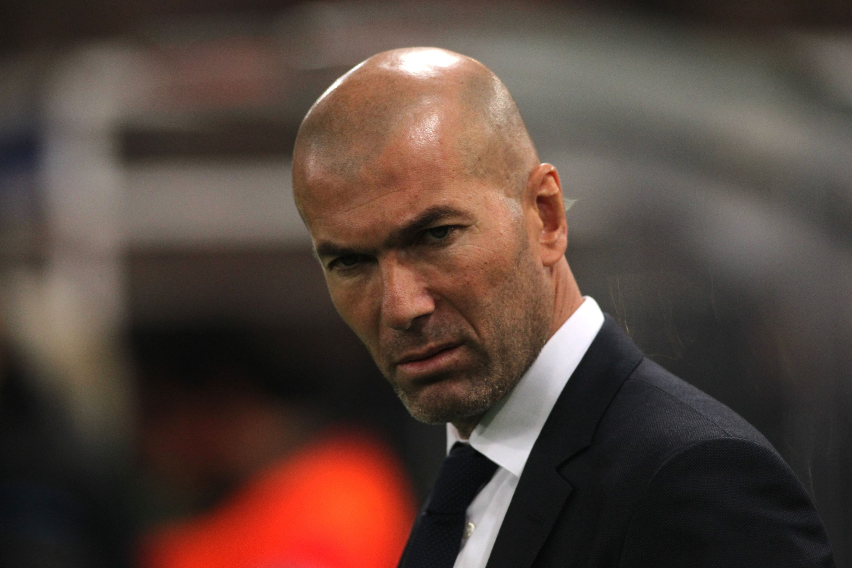 Zidane Sadari Karier sebagai Pelatih Madrid Tak Pernah Aman