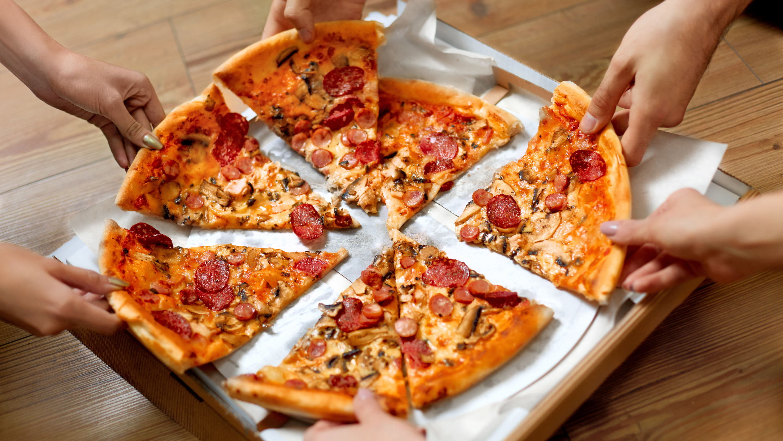 Pizza Punya Takdirnya Masing-Masing