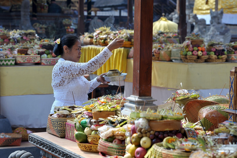 Hari Ini, Umat Hindu di Bali Merayakan Galungan