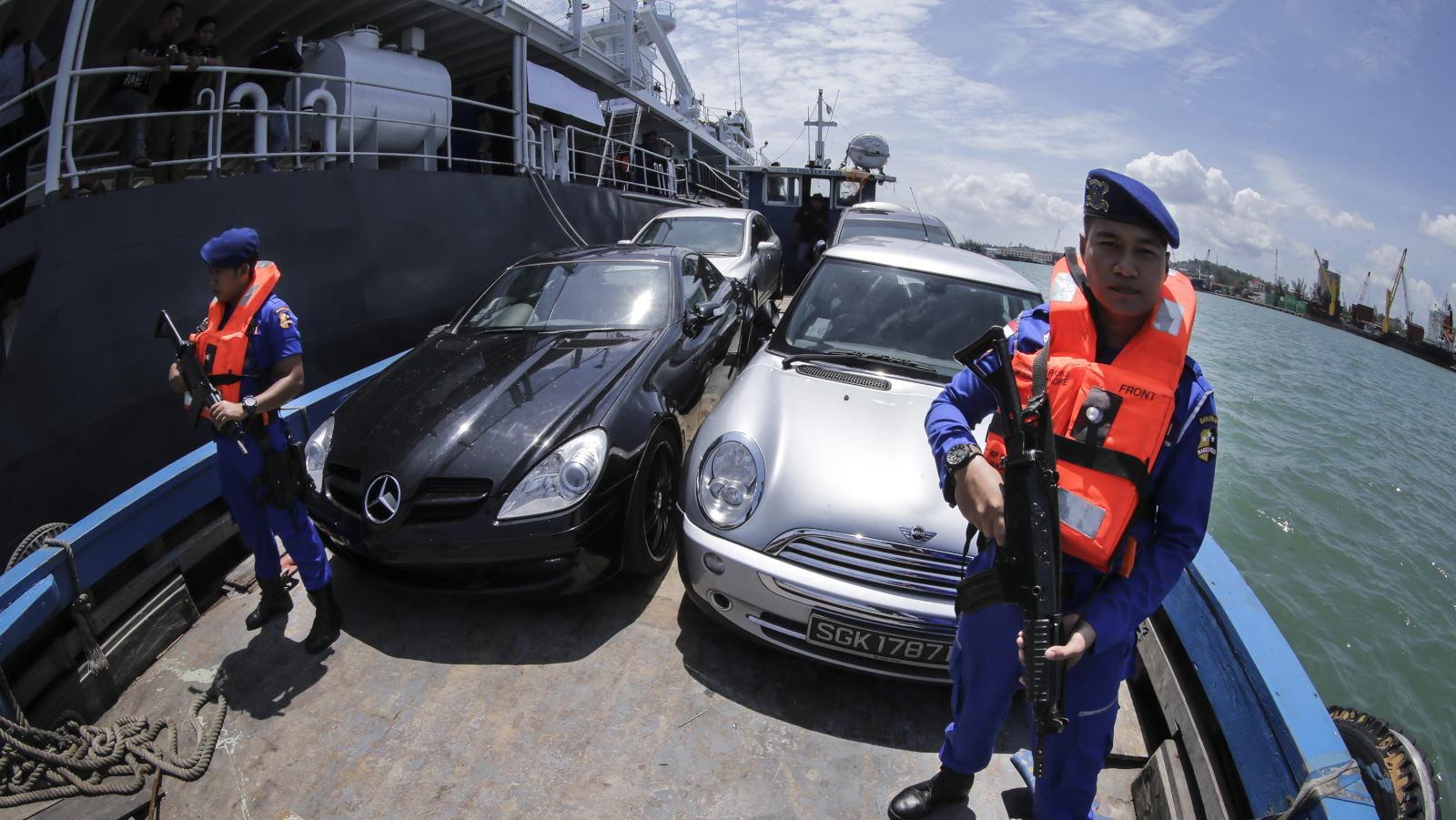 1.293 Mobil Mewah di Jakarta Menunggak Pajak