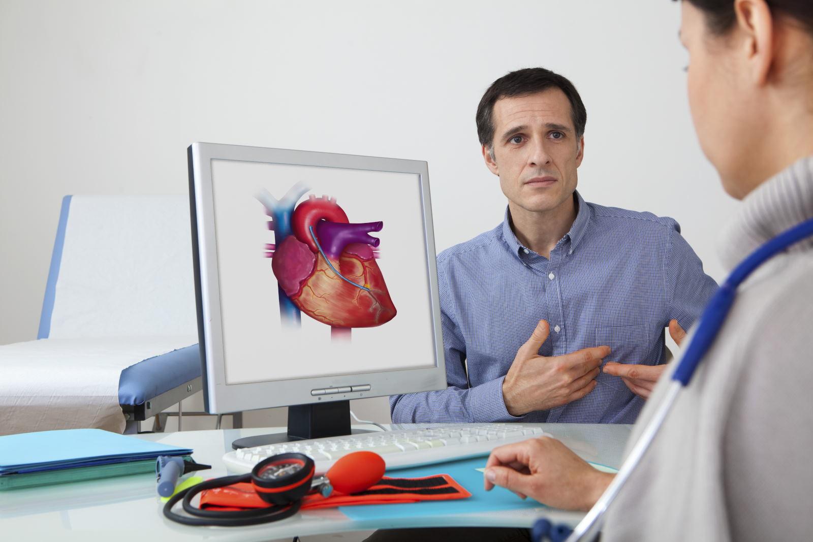 Golongan Darah Selain O Rentan Terkena Serangan Jantung