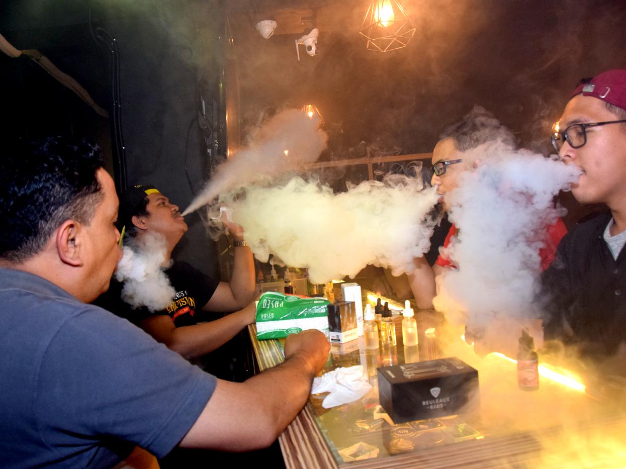 Polemik Vape Rokok Elektrik Dan Produk Alternatif Lainnya Tirto Id