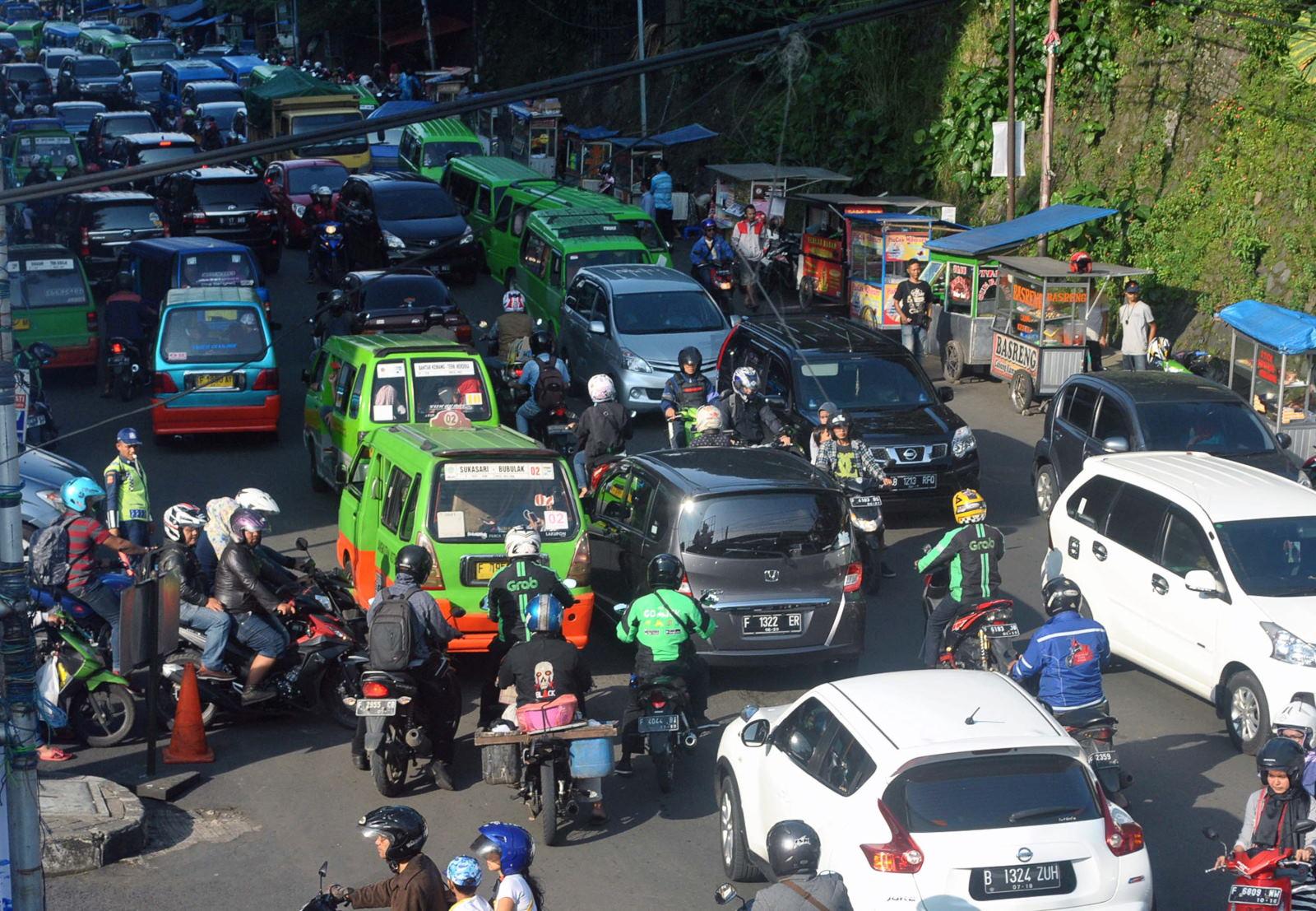 Rimba Jalanan Bogor dan Potret Buruk Transportasi Kota ...