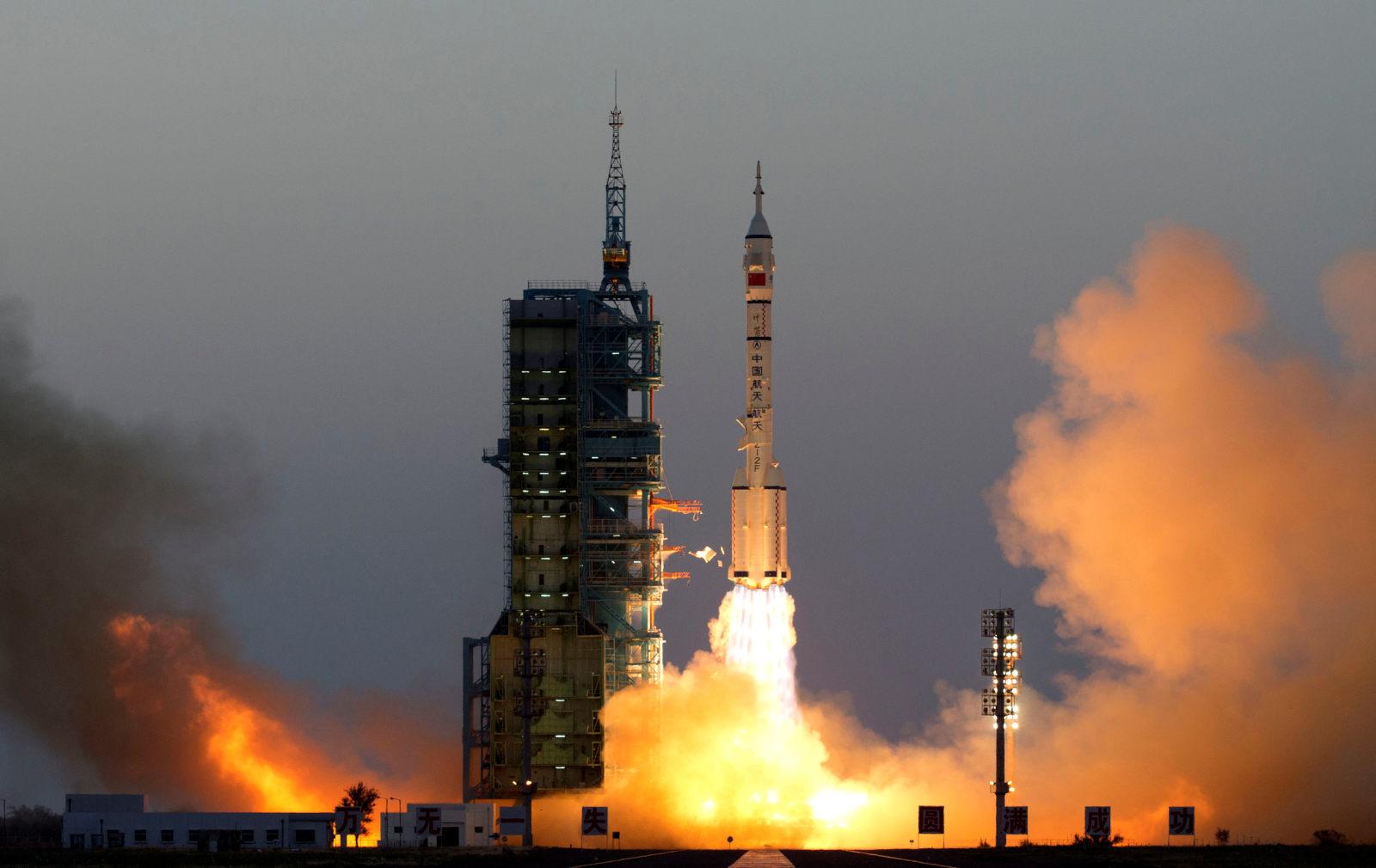 Dua Astronot Cina Akhirnya Mendarat di Tiangong-2