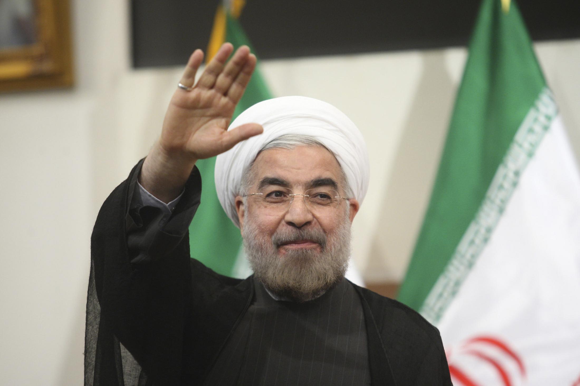 Hassan Rouhani Diprediksi Menang Telak pada Pilpres Iran