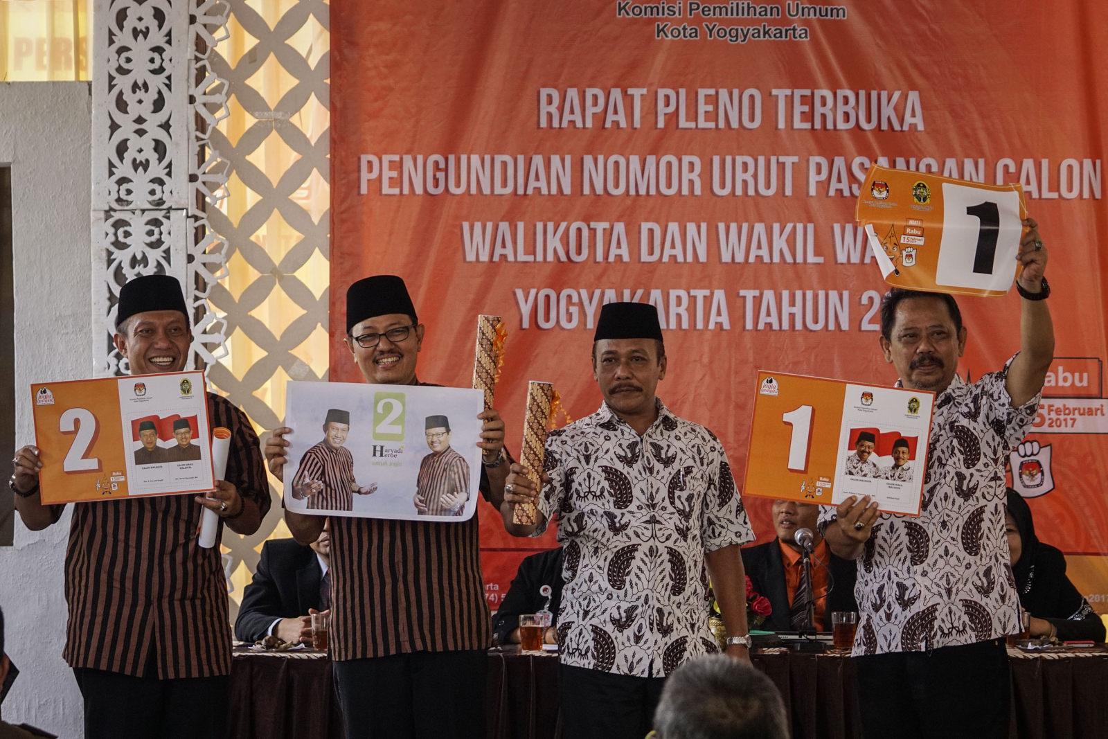 KPU Yogyakarta Hapus 724 orang dari Daftar Pemilih