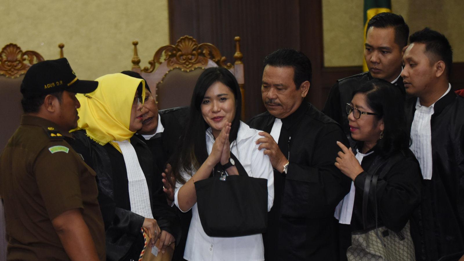 Hakim Agung Perkara Kasasi Jessica K Wongso Belum Ditunjuk