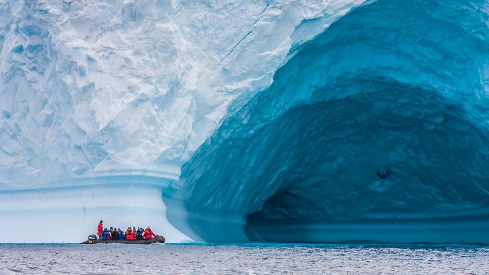 Antartika Lebih Hijau Karena Dampak Perubahan Iklim