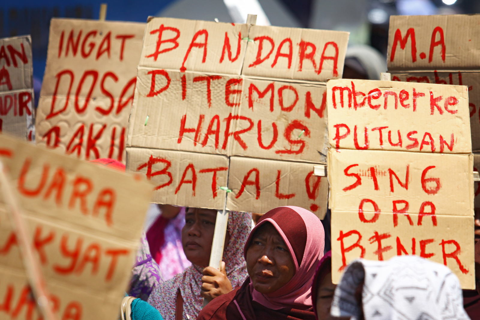 Kronologi Pengosongan Lahan untuk Bandara Menurut Warga Kulon Progo