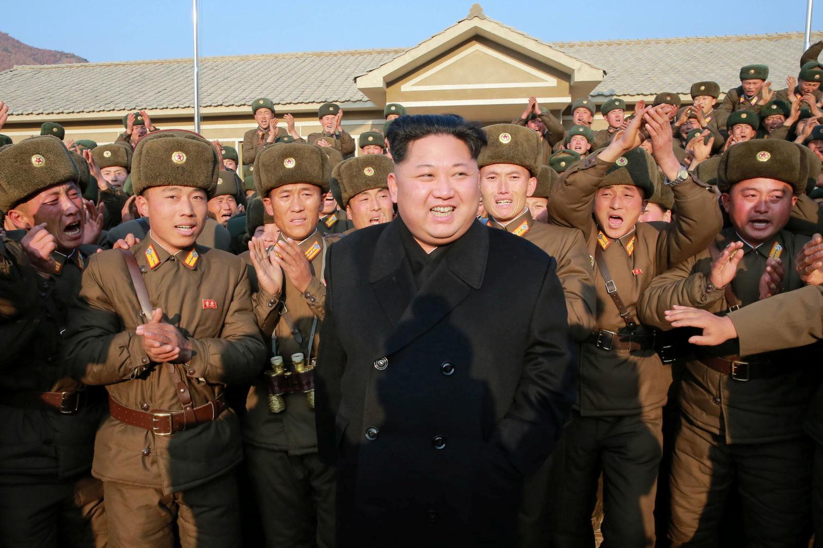 PBB Beri Sanksi Baru Korea Utara Terkait Uji Coba Nuklir