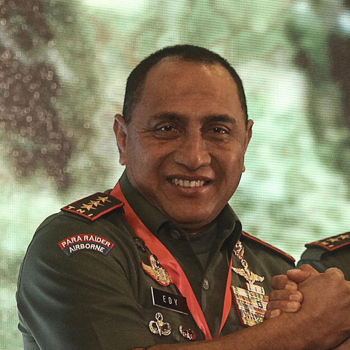 Suporter Persita Tewas, Pangkostrad: Jangan Menyudutkan TNI