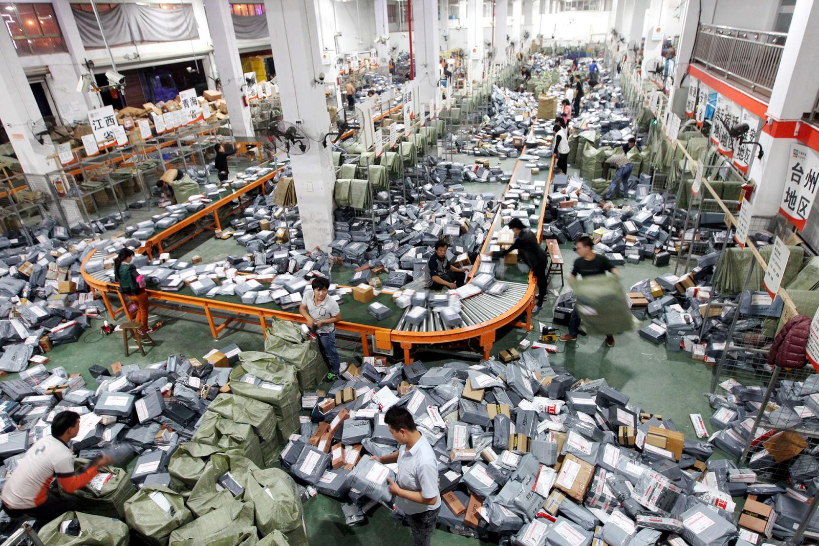 """Kesuksesan Alibaba """"Menggarap"""" Para Jomblo Lewat Singles Day"""