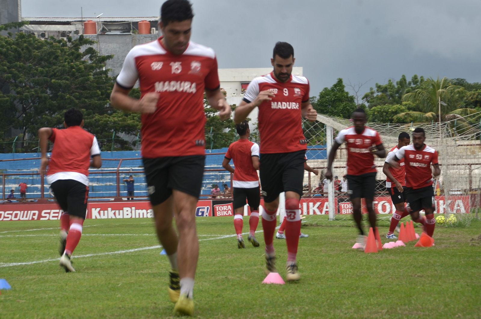 Jadwal Liga 1 2017 Hari Ini, Madura United vs PS TNI