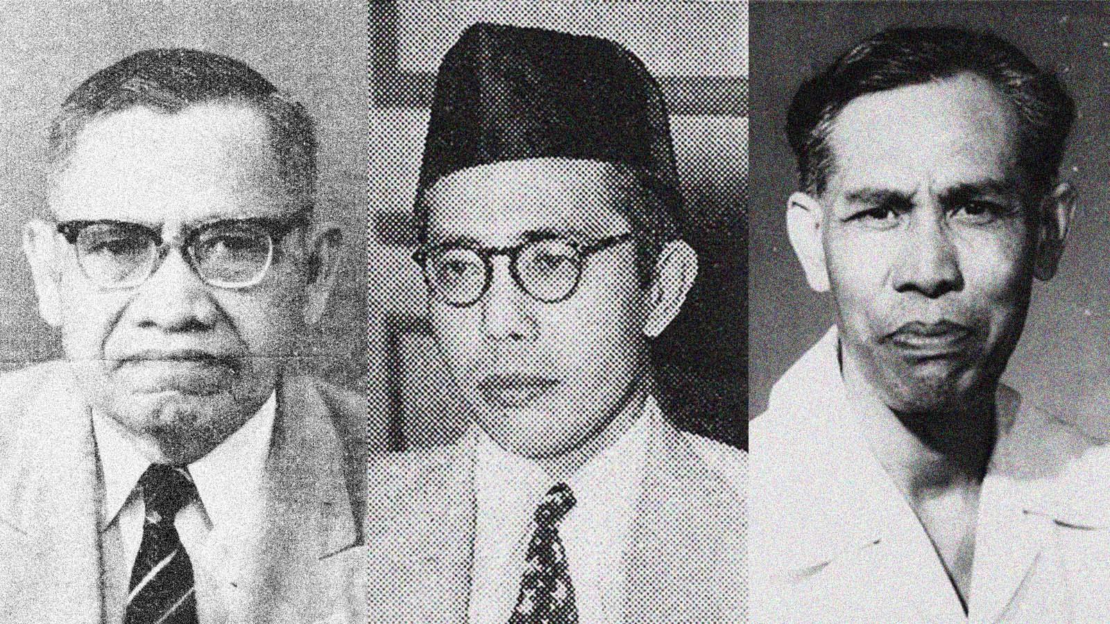 Persahabatan Lintas Ideologi: Natsir, Kasimo, dan Leimena