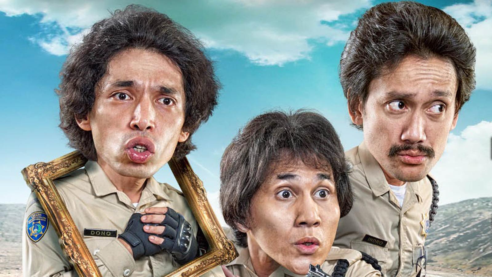 Deretan 10 Komedi Indonesia Dengan Jumlah Penonton